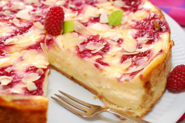 Epres sajttorta - Egészségséfünk receptje