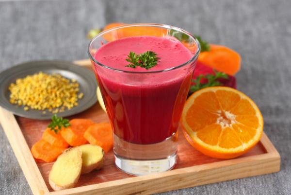 Céklás vitaminkoktél