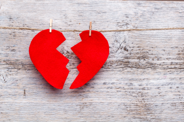 Az elváltak könnyebben kapnak szívrohamot