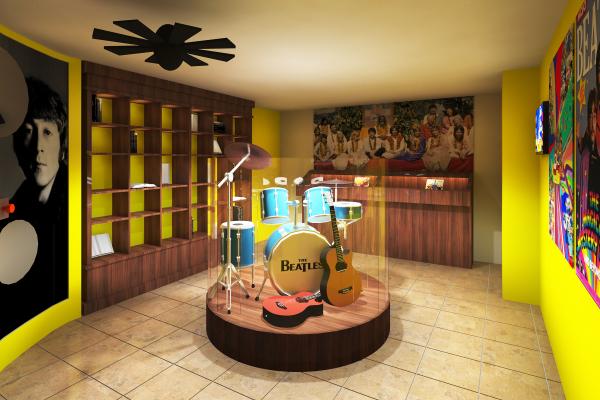 Beatles Múzeum nyílik Egerben!