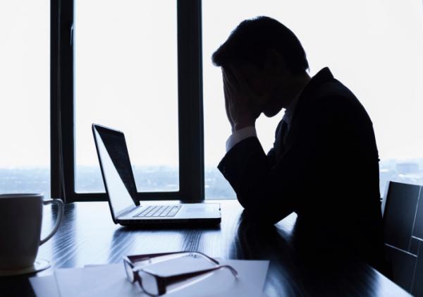 A stressz miatt egyre több a munkahelyi baleset