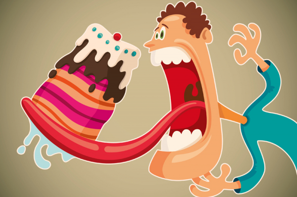 A fruktóz miatt kívánjuk a kalóriadús ételeket