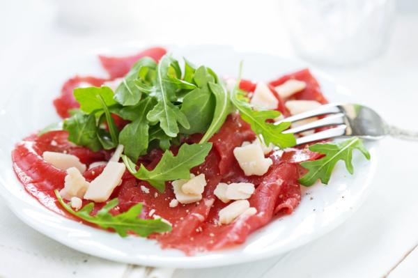 Bélszín carpaccio - Egészségséfünk receptje