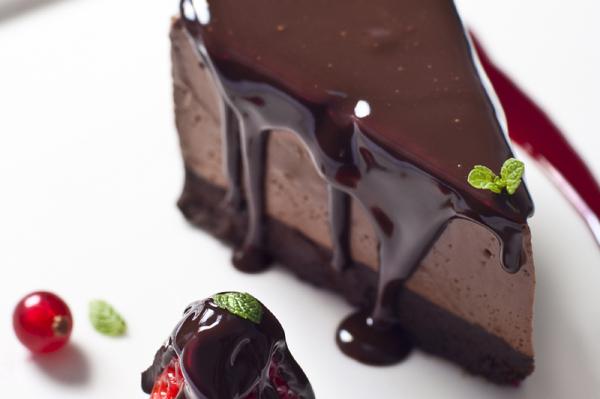 Csokoládés sajttorta - Egészségséfünk receptje