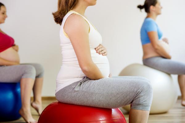 Gyakorlatok a könnyebb szülésért