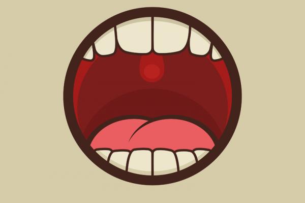 A szájunk is más, mint a nyugatiaké