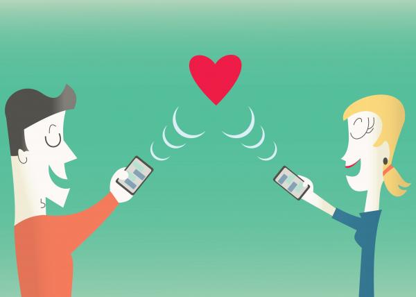 A randis applikációk miatt egyre több a nemi beteg