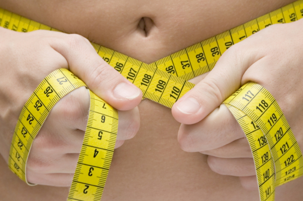 94 cm az átlagos női dekékbőség?