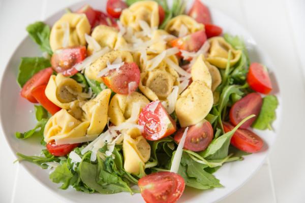 Tortellini saláta - Egészségséfünk receptje