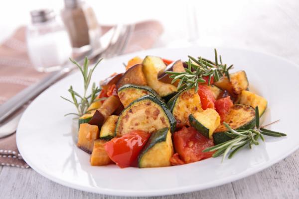 Cukkini saláta - Egészségséfünk receptje