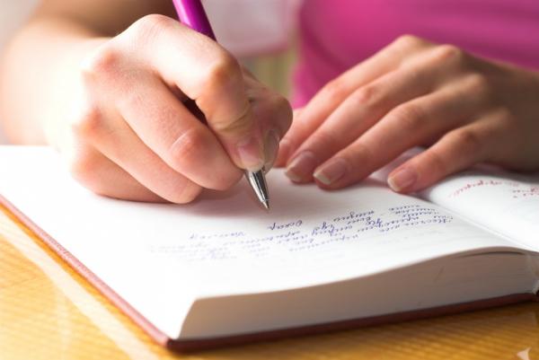 Legyen boldog, vezessen naplót!