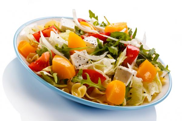 Sárgadinnyés saláta - Egészségséfünk receptje