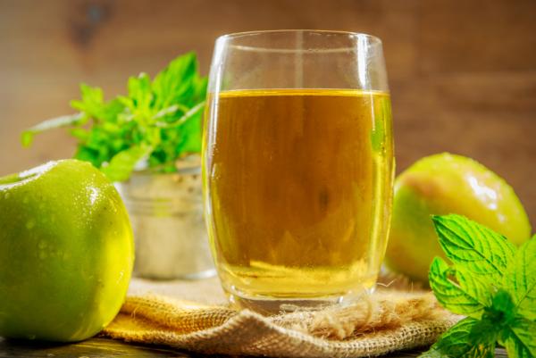 Mentás almakoktél - Egészségséf