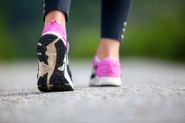 Mennyit kell sétálnod ahhoz, hogy fogyj?
