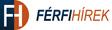 Férfihírek logo
